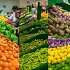 Fresh Indian vegetables.