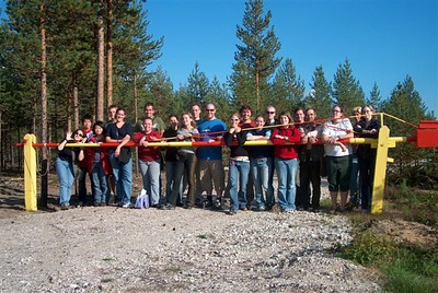 NNE 2003 Group Photo