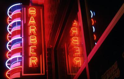 Barbershop in N.E.