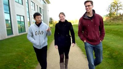 James, Stephanie, and Jonathan
