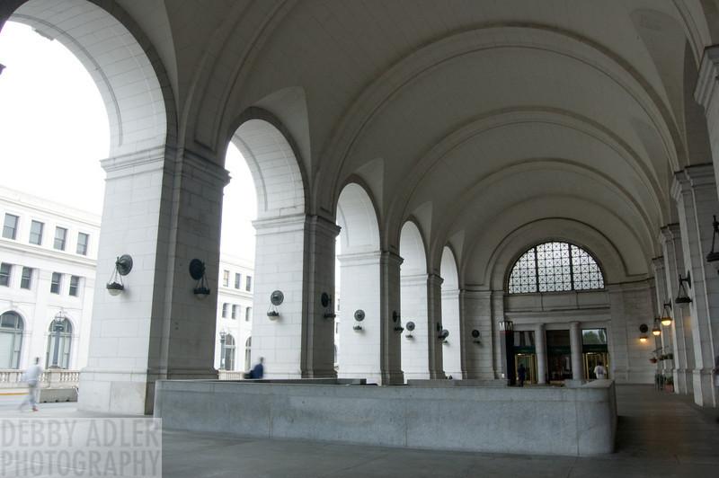 Union Station Metro Entrance