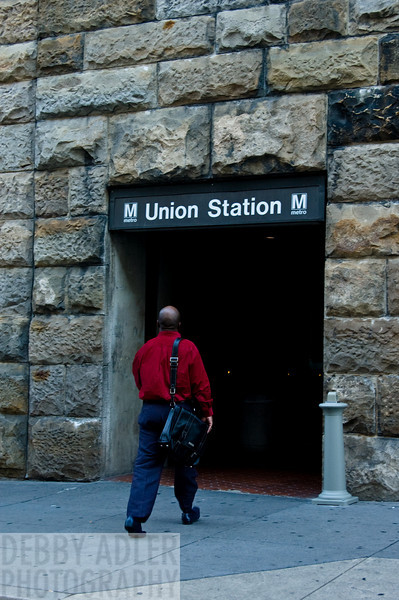 Union Station Metro Entrance