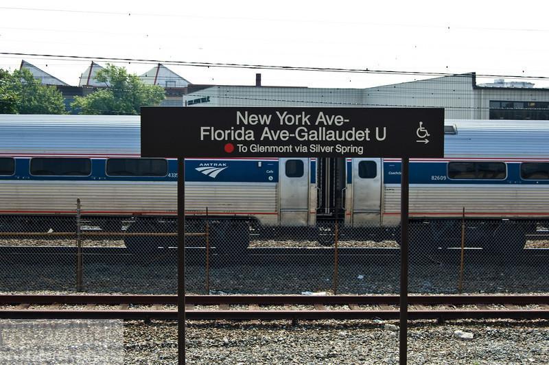 NY Ave Metro