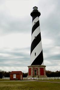 Cape Hatteras Lighthouse, Hatteras Island, NC
