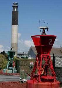 Oak Island Lighthouse, Caswell Beach, North Carolina
