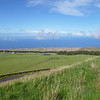 Southwest view across the Kohala Ranch lands