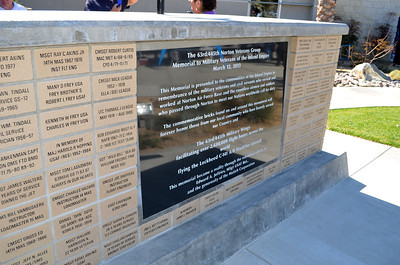 Memorial to the Veterans of the Inland Empire.