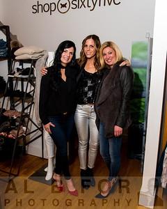 Ashley Govberg, Linda LaRosa, Christen Ferguson