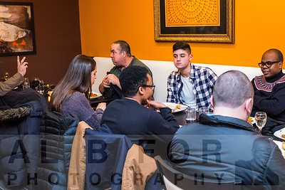 Nov 30, 2018 Media Tasting Night at The Indian Grill!