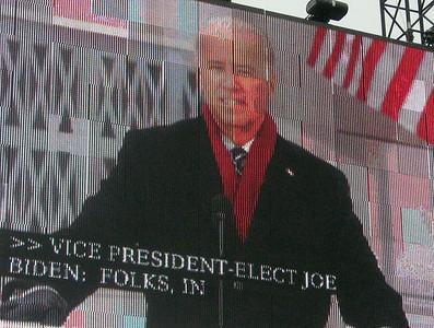 Vice-President-Elect Biden.