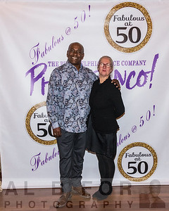 Oct 5, 2019 Philadanco 50th Anniversary Kick-Off Reception