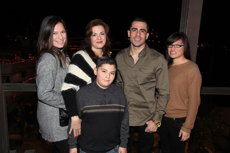 Rosie & family members