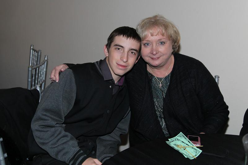Christina and grandson, Ethan
