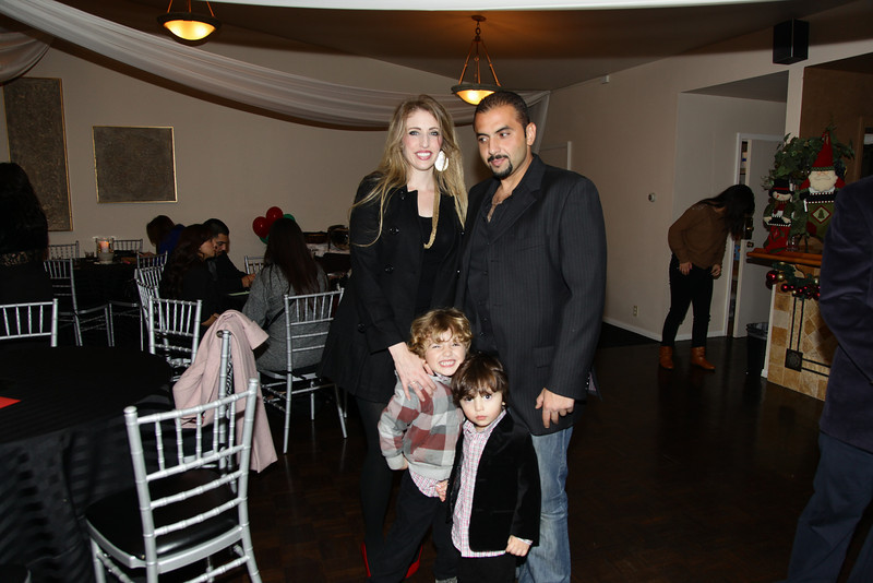 Krystle and family