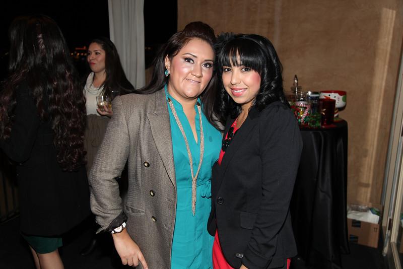 Corina and sister