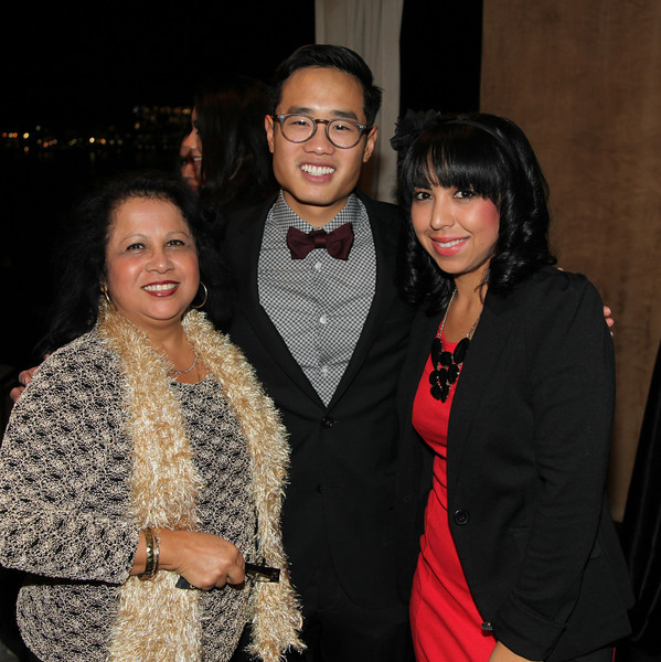 Martha, Andrew & Corina