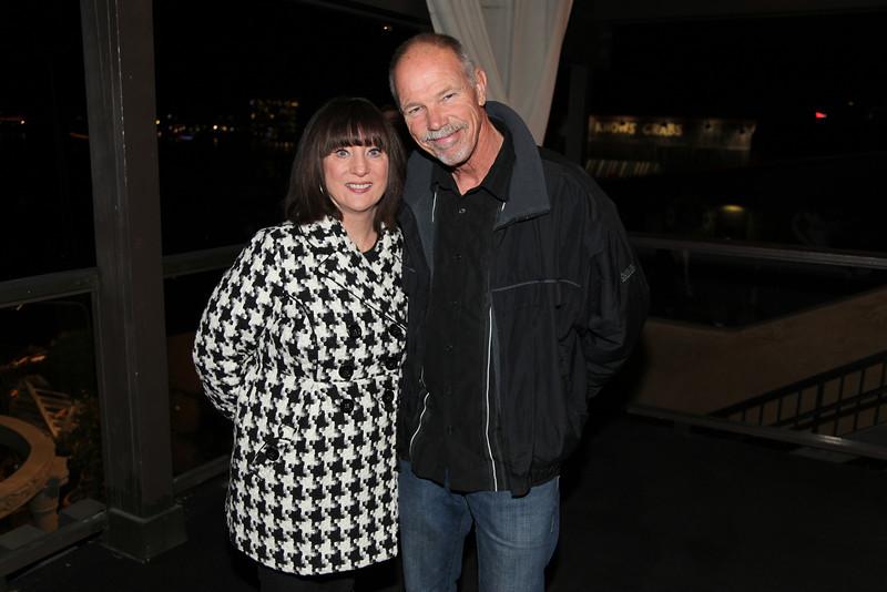 Jill and Tom Sagehorn