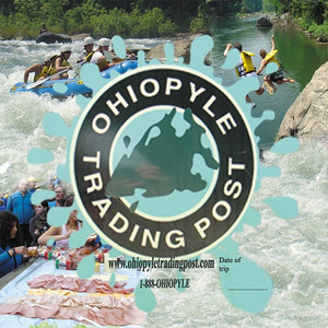 This is the DVD cover designed in 2007 for the rafting videos.