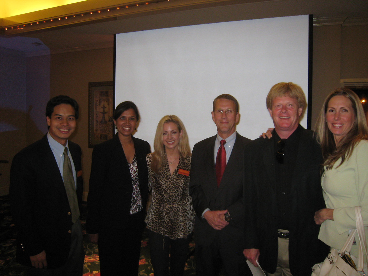 Peter Joson,Unkn, Holly Spanggord, Speaker Bowes Hammill, Brent Norman, Cory Brame