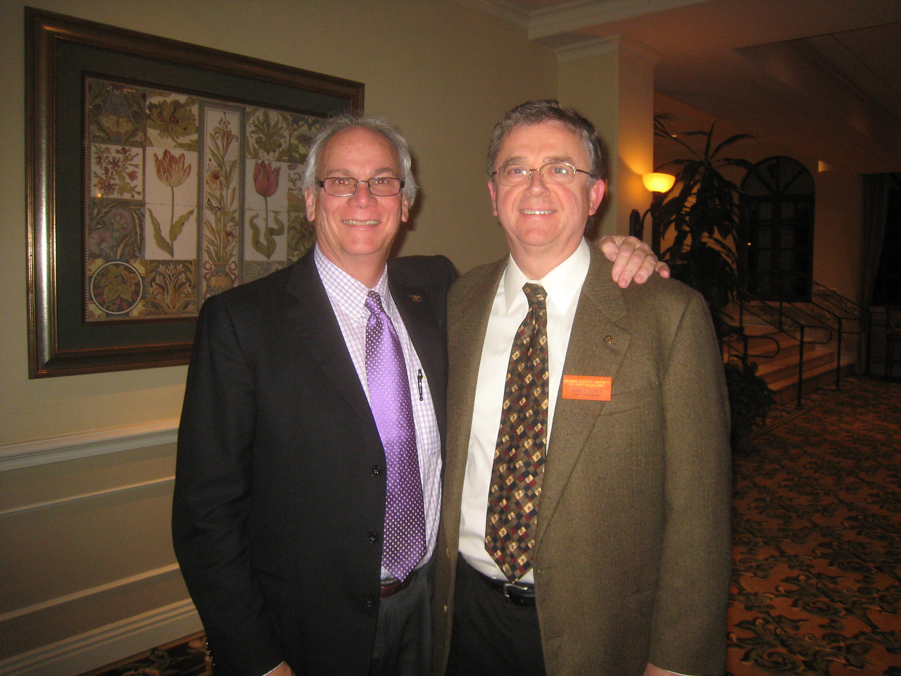 John Guilford & Jim Boyce