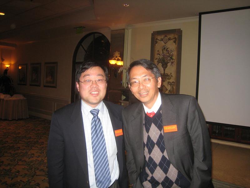 Timothy Yu & Nelson Noguchi