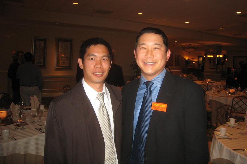 Oat Sinchai & Sanford Chen