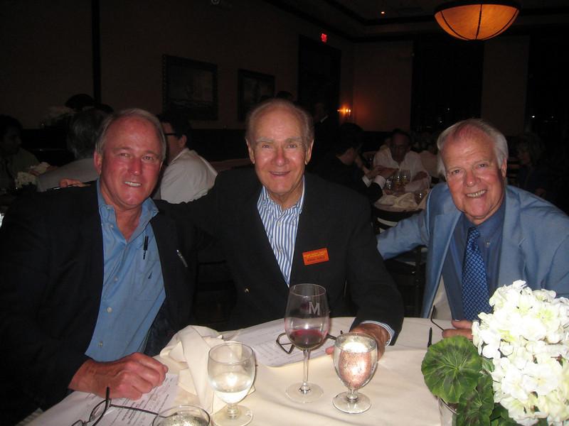 Mercer McClure, Herman Rundle, Bob Collier