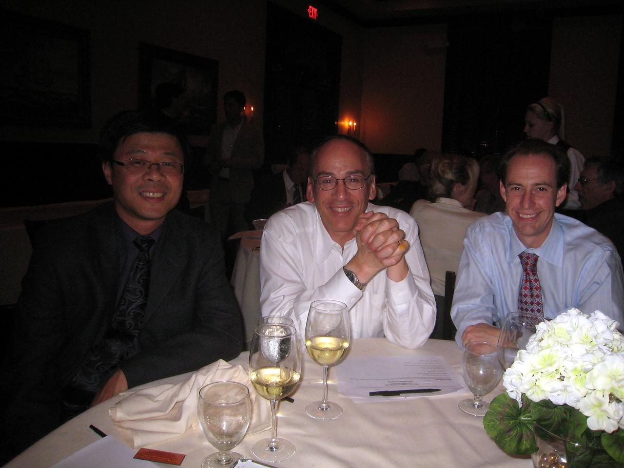 Norman Liu, Scott Grant, Sean Adrean