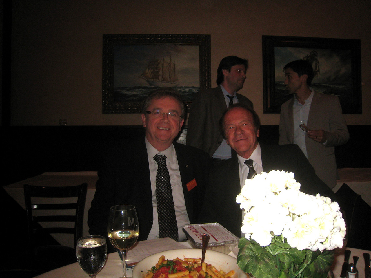 Jim Boyce & Robt Ruper