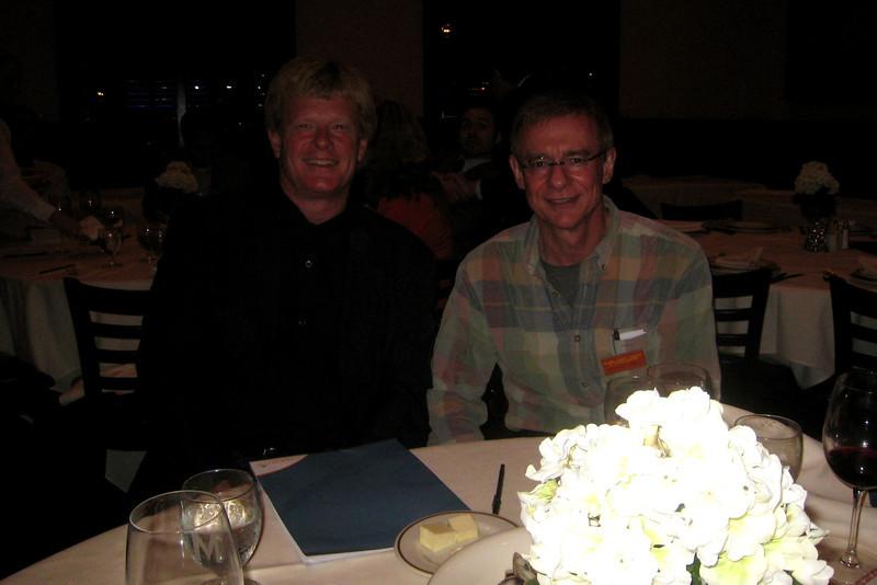 Brent Norman and Bob Jones