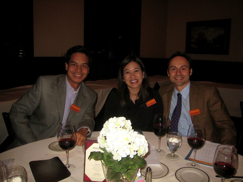 Peter Joson, Betsy Nguyen, Bogdan