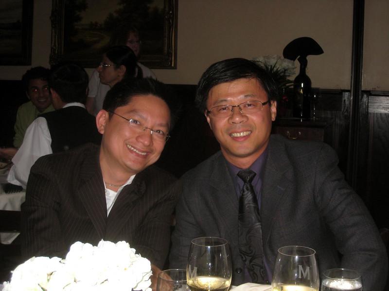 Randy Nguyen & Norman Liu