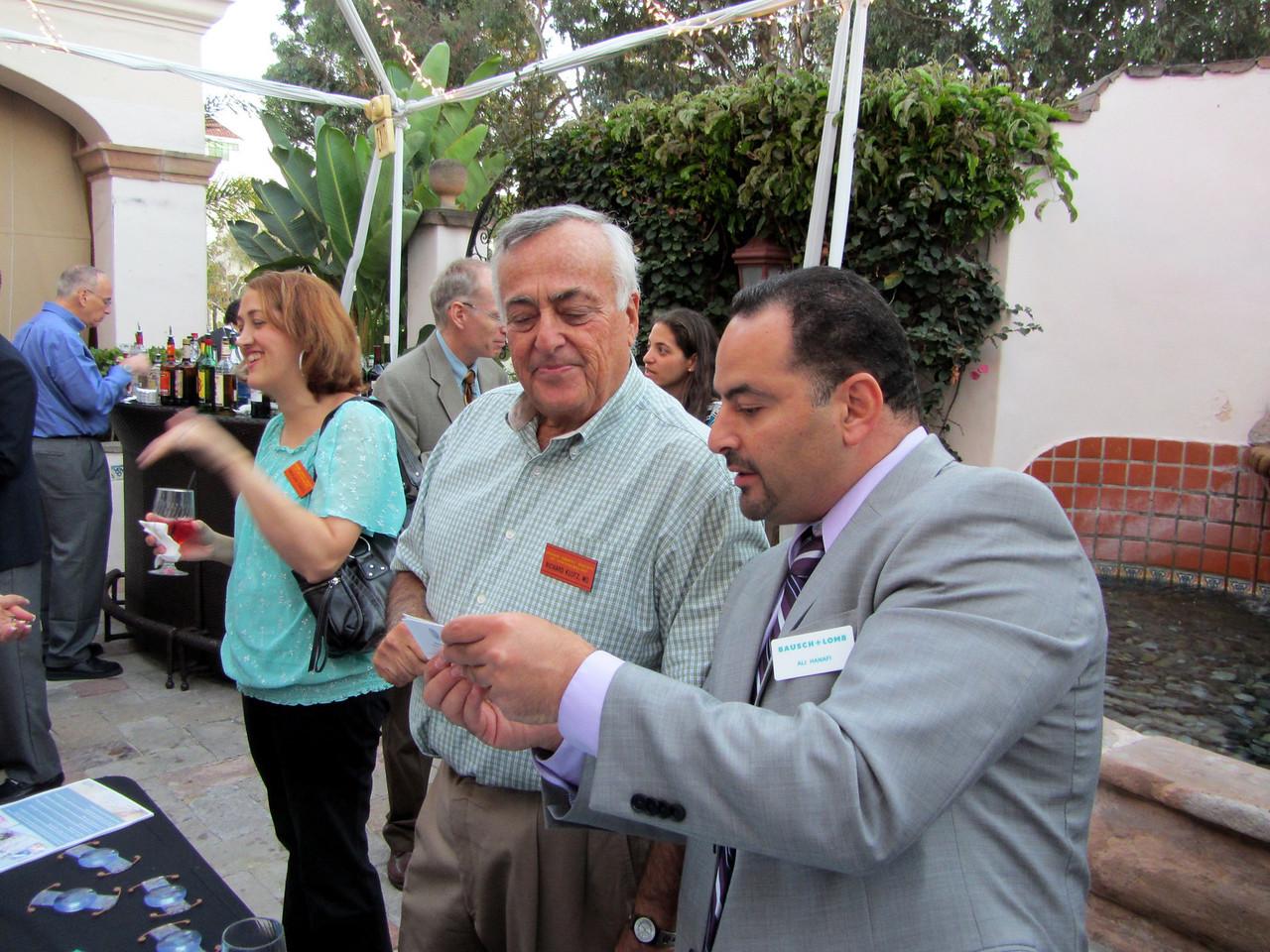 09 Marjan, Dick Klotz, Ali Hanafi from B&L