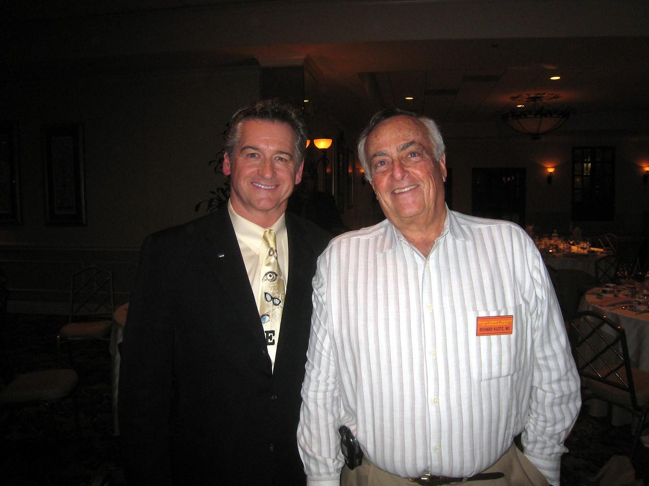 10 Gary Bond from Alcon with Richard Klotz