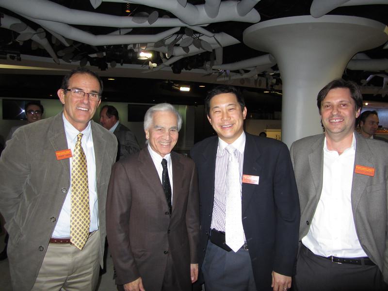 Robert Lingua, Roger Ohanesian, Sanford Chen, Leonid Lerner