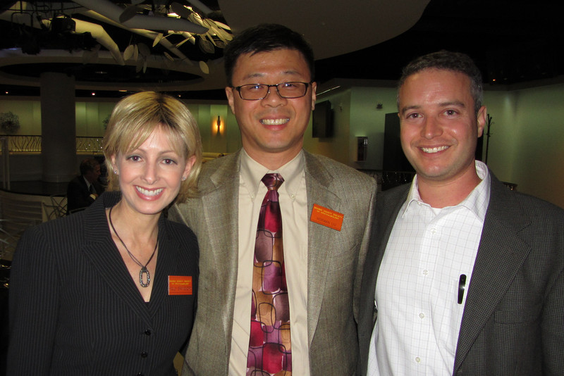 Holly Spanggord, Norman Liu, Dan Kline