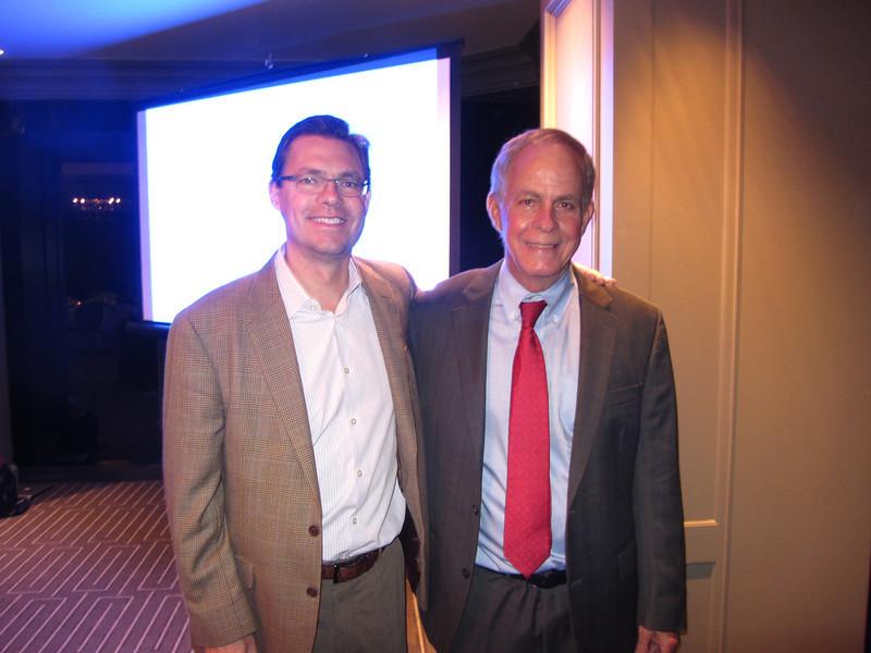 15 Charles Eifrig & Guest Speaker on Femtosecond Laser Cataract Surgery Wm Culbertson fr Bascom Palmer