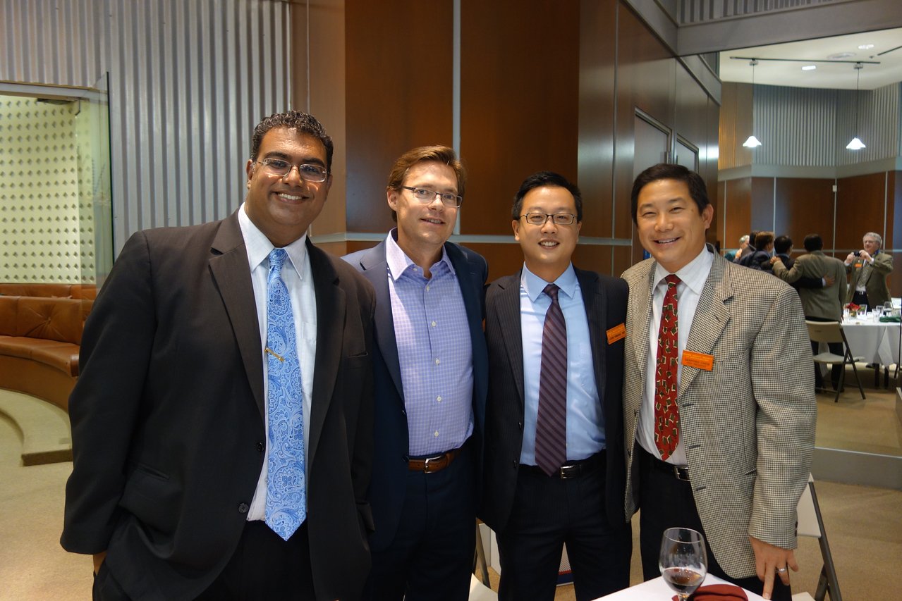 Retina Specialists:  Mitul Mehta (UCI), Charles Eifrig, John Huang, Sanford Chen<br /> DSC02466