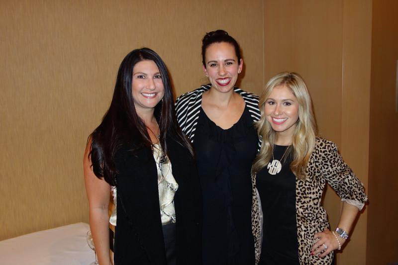 Alcon Team:  Carrie, Alyssa & Kelly