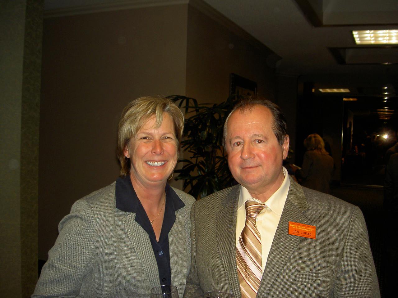Alicia Waterhouse & Jan Lukac