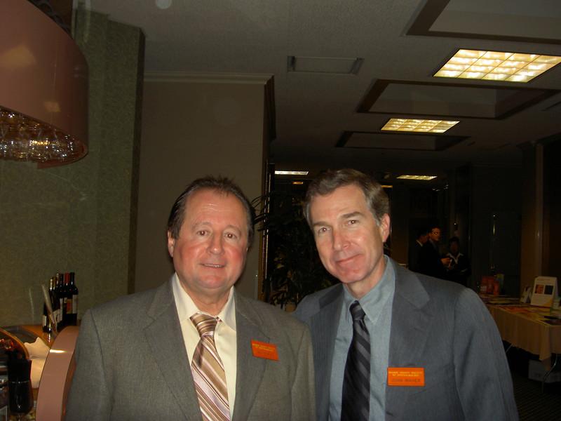 Jan Lukac & John Maher