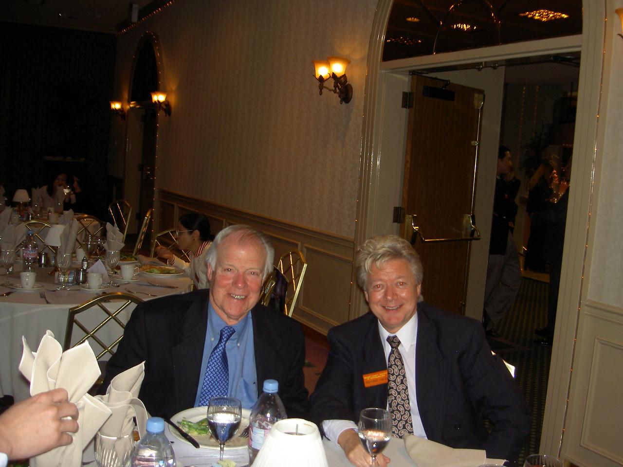 Bob Collier & Chris Lyons