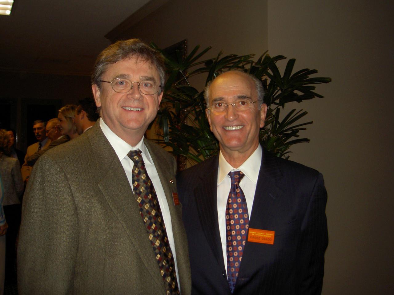 Jim Boyce & Firooz Oskooi