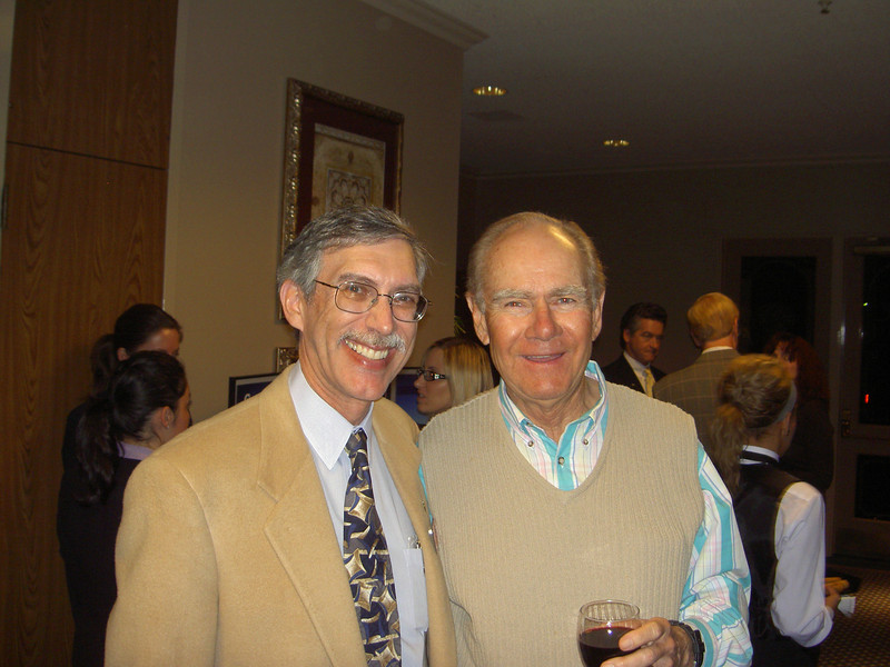 Ron Gaster & Herman Rundle