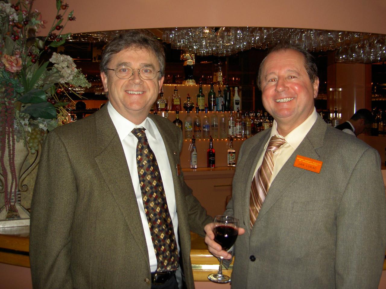 Jim Boyce & Jan Lukac