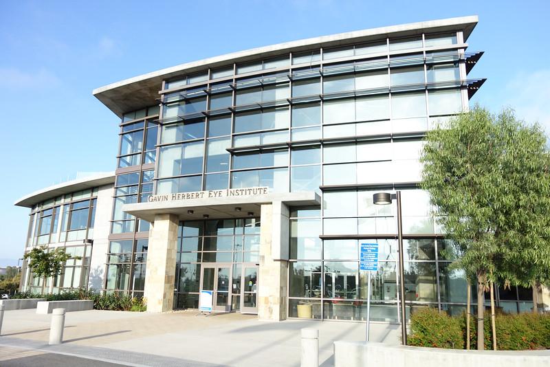Meeting held at UCI's Gavin Herbert Eye Inst. in Irvine