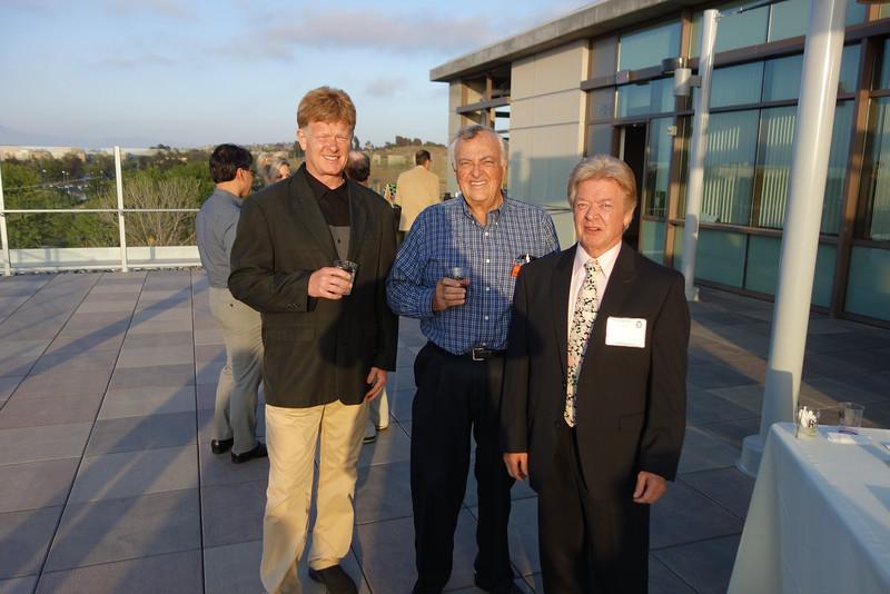 Brent Norman, Richard Klotz, Chris Lyon