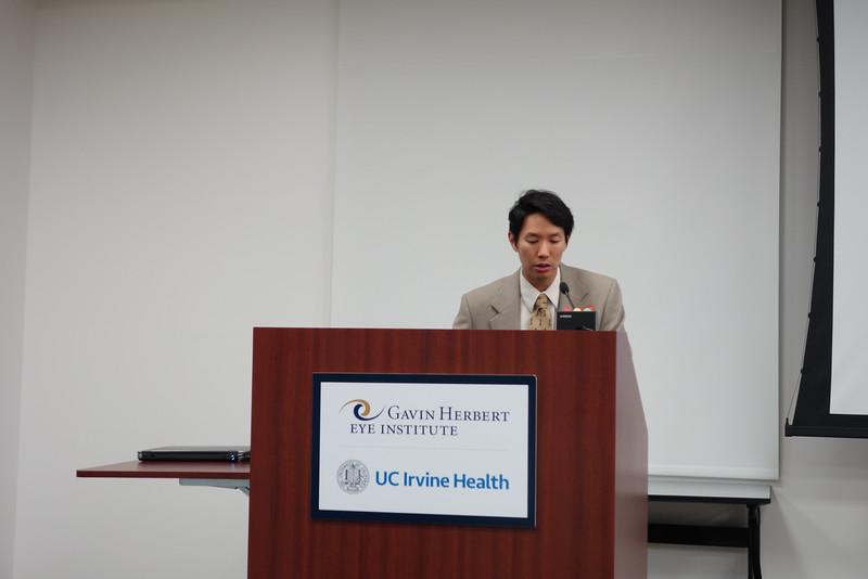 Program Chair David Chia