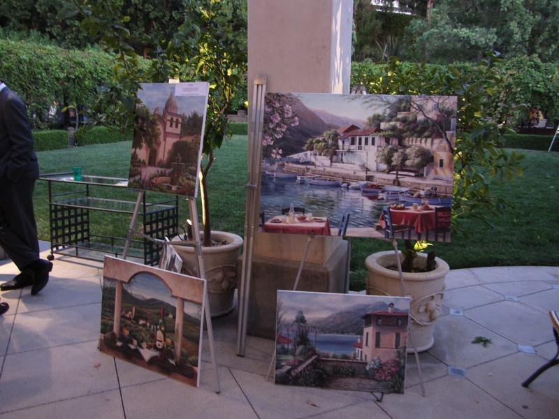 More paintings by Barbara Felisky
