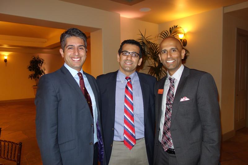 Houman Hemmati, Mohamed Genead, Rajiv Rathod<br /> DSC02327